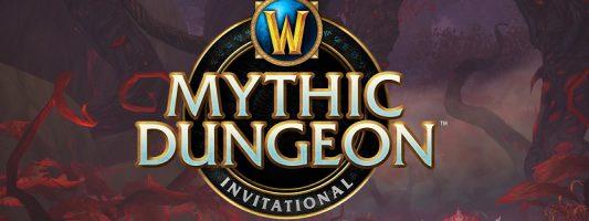 Mitschnitt: Die Finalrunden des Mythic Dungeon Invitationals