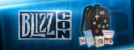 Blizzcon 2017: Informationen zu dem Goodie-Bag