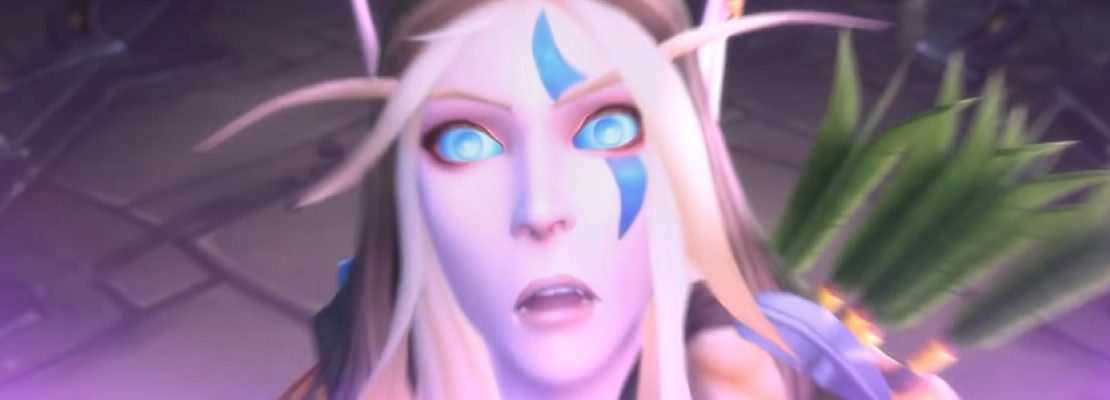 Patch 7.3: Ein weiteres neues Cinematic