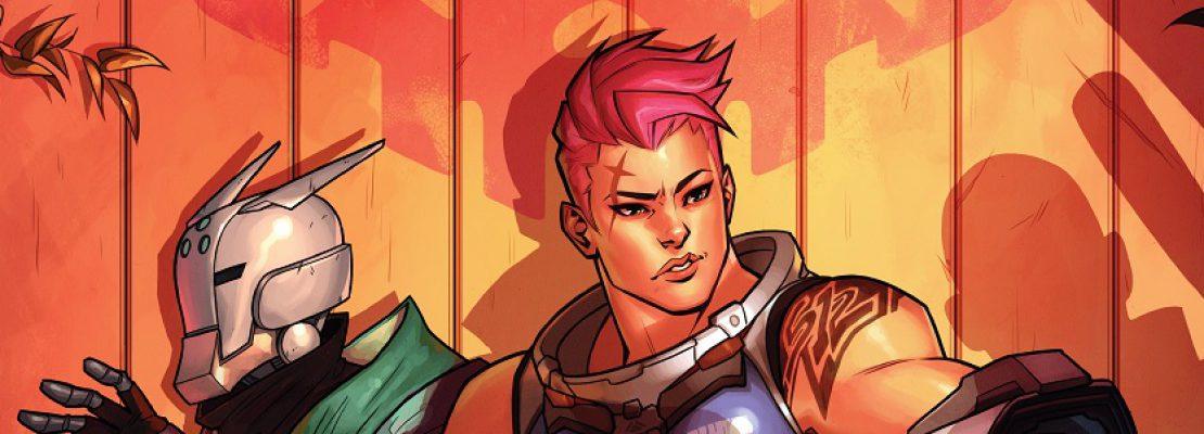 """Overwatch: Das neue Comic """"Searching"""" wurde veröffentlicht"""