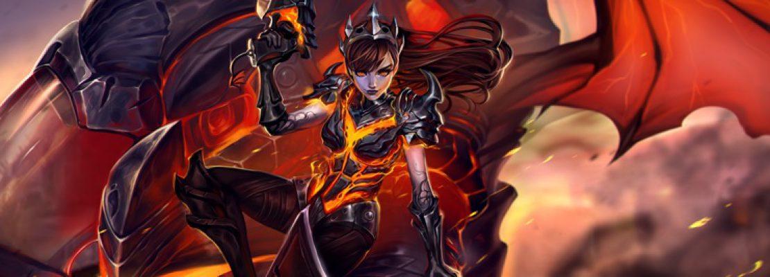 """Heroes: Der neue Skin """"D.Va die Zerstörerin"""" ist verfügbar"""