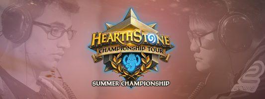 Hearthstone: Fünf Highlights der HCT Summer Championships
