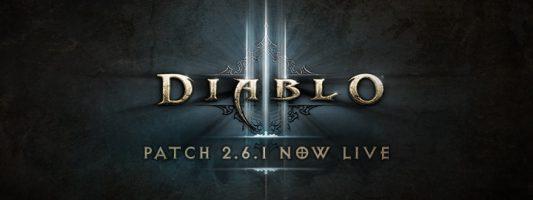 Diablo 3: Die finalen Patchnotes zu Patch 2.6.1