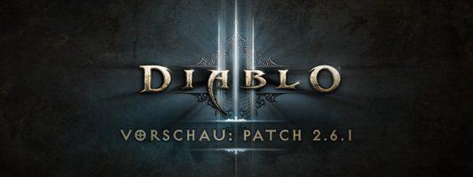 Diablo 3: Eine Vorschau auf Patch 2.6.1