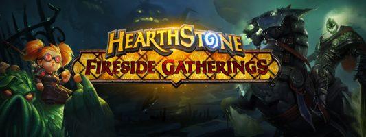 Hearthstone: Einen neuen Hexenmeister durch die Fireside Gatherings freischalten