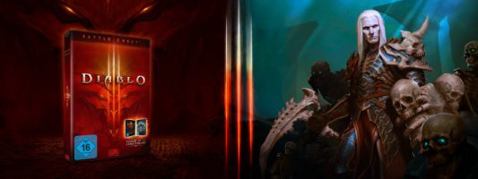 Eine Rabattaktion zum Totenbeschwörer und Diablo 3