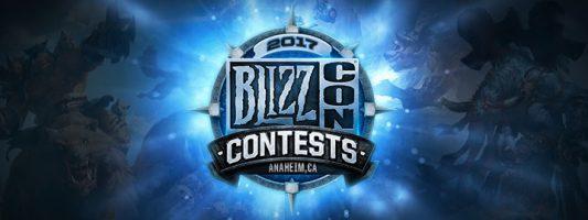 Blizzcon 2017: Die Gewinner der Wettbewerbe