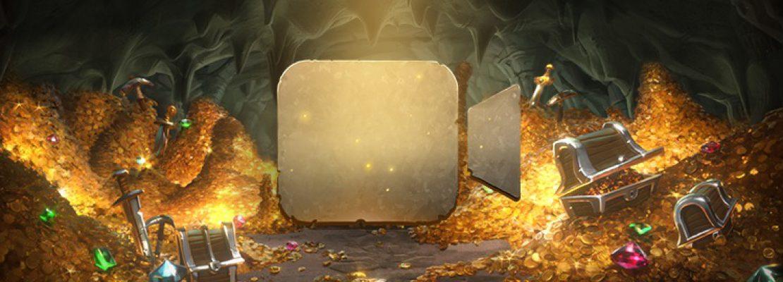 Kobolde & Katakomben: 45 neue Karten und eine Vorschau auf die Schatzjagd