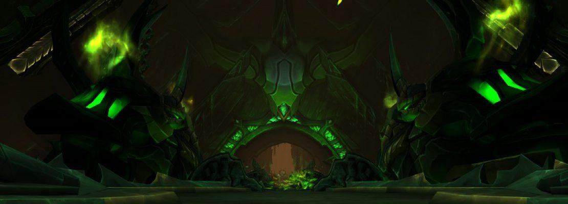 Legion: Antorus, der Brennende Thron wurde freigeschaltet
