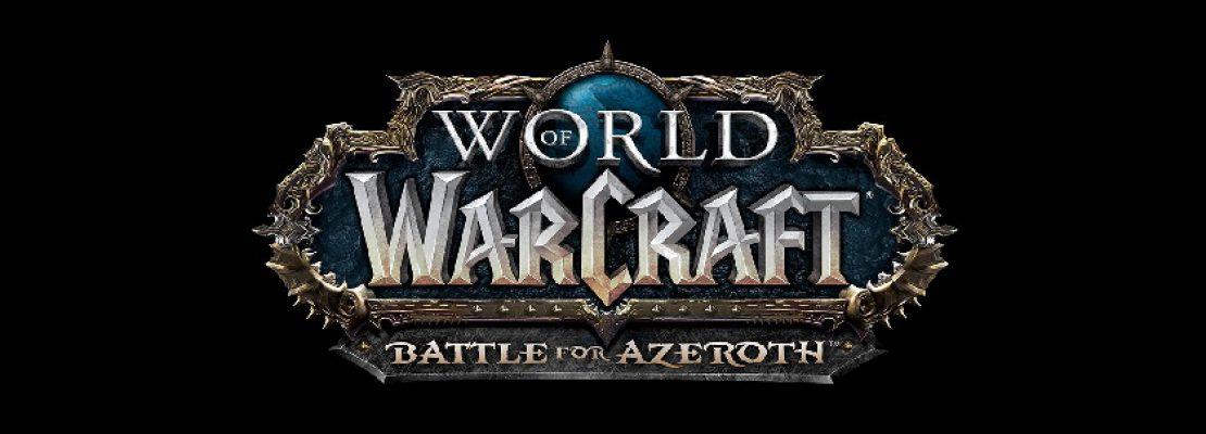 """WoW: Die neue Erweiterung """"Battle for Azeroth"""""""