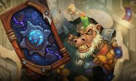 45. Hearthstone-Saison: Der Gear Up, Get Down-Kartenrücken