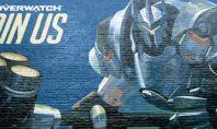 Overwatch: Neun unterschiedliche Wandgemälde