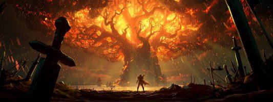 Update: Neue Dialoge für Teldrassil und die Schlacht um Lordaeron