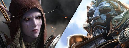 WoW: Der Vorverkauf von Battle for Azeroth wurde gestartet