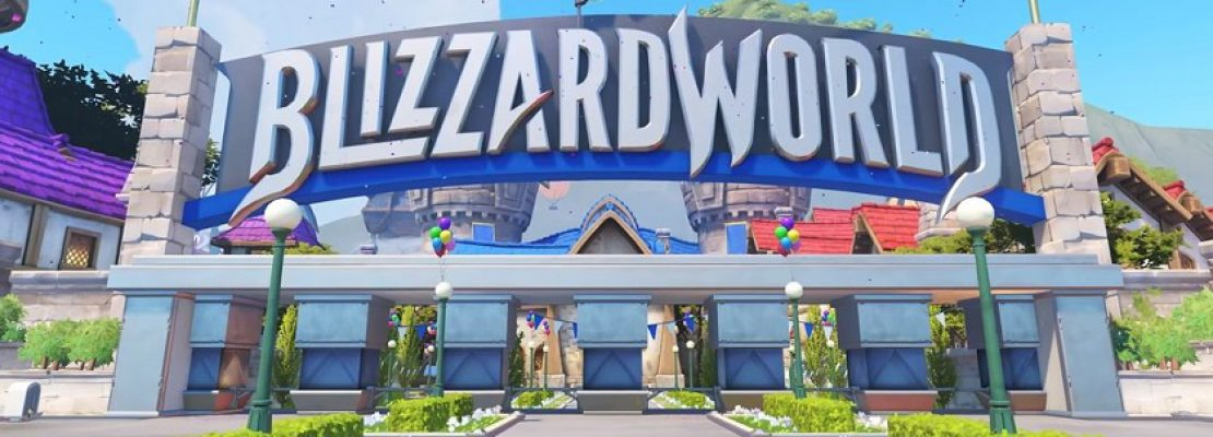 Overwatch: Blizzard World erscheint am 23. Januar