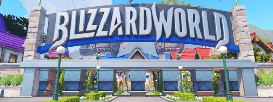 Overwatch: Blizzard World erscheint am 23. Januar