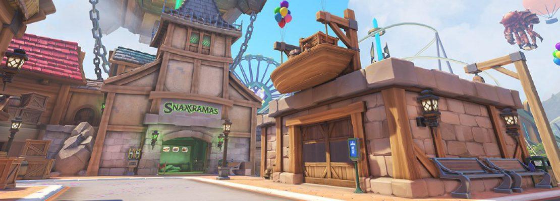 Overwatch: Blizzard World und die neuen Skins wurden veröffentlicht
