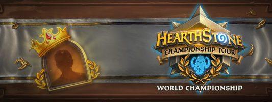 Wählt euren Champion für die HCT World Championships aus