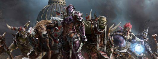 Die Alpha von Battle for Azeroth wurde gestartet