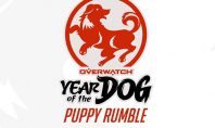 Jahr des Hundes: Overwatch Puppy Rumble