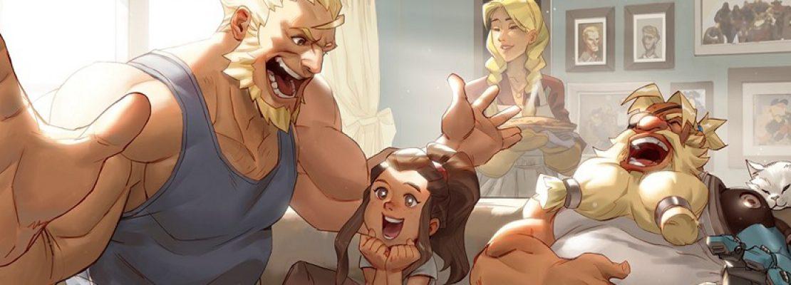Overwatch: Ein Q&A zu der Geschichte von Brigitte