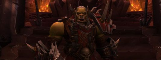 Battle for Azeroth: Die aufrecht gehenden Orcs