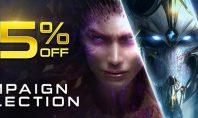 SC2: 25% Rabatt auf die Campaign Collection