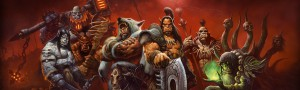 Warlords of Draenor Wallpaper
