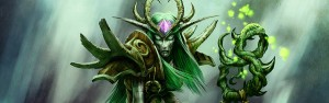 Druide WoW Art TCG