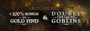 Community Buff Gold und Goblins