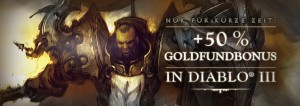 Goldfindbonus Diablo 3