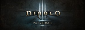 Diablo 3 Patch 2.1.1