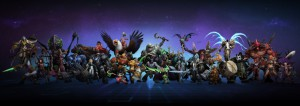 Heroes of the Storm Header 2