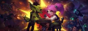 Hearthstone Goblins gegen Gnome 23