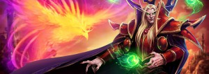 Kael´thas Blutelf Heroes of the Storm 2