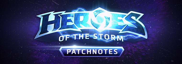 Heroes of the Storm Patchnotes