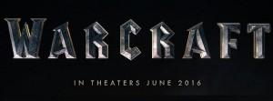 Warcraft-Film Logo Juli 24