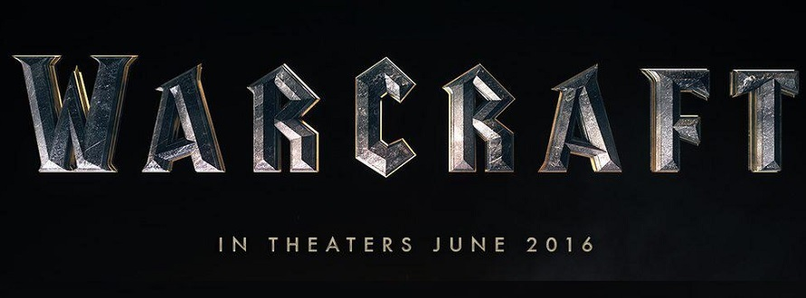 Warcraft-Film Logo Juli 24
