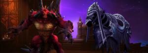 Diablo Spielüberfreifende Belohnungen Heroes of the Storm