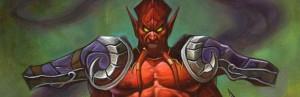 Lord Jaraxxus Hexer Hearthstone
