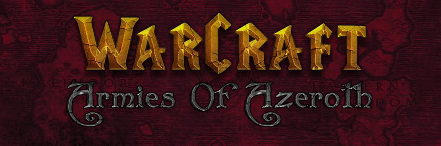 Warcraft SC2 Armies of Azeroth