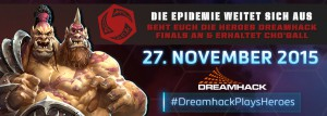 Cho´Gall Dreamhack Heroes