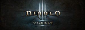 Diablo 3 Patch 2.4 Blizzcon