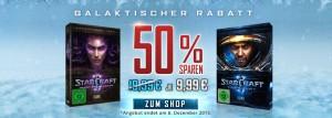 SC2 Rabattaktion Shop