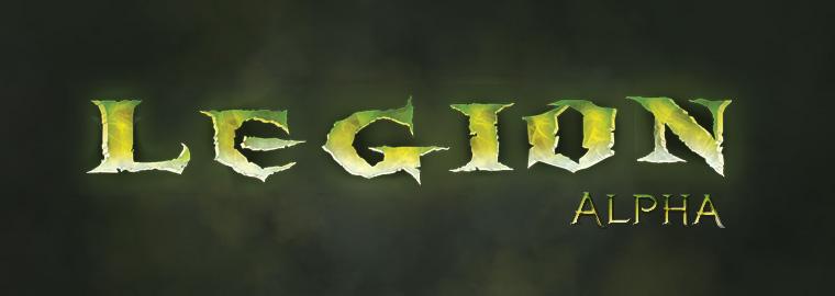 Legion Alpha Übersicht Name