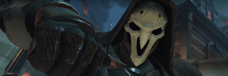 Overwatch Intro Reaper Bild