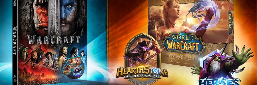 Warcraft The Beginning Heartstone Bonus Bild