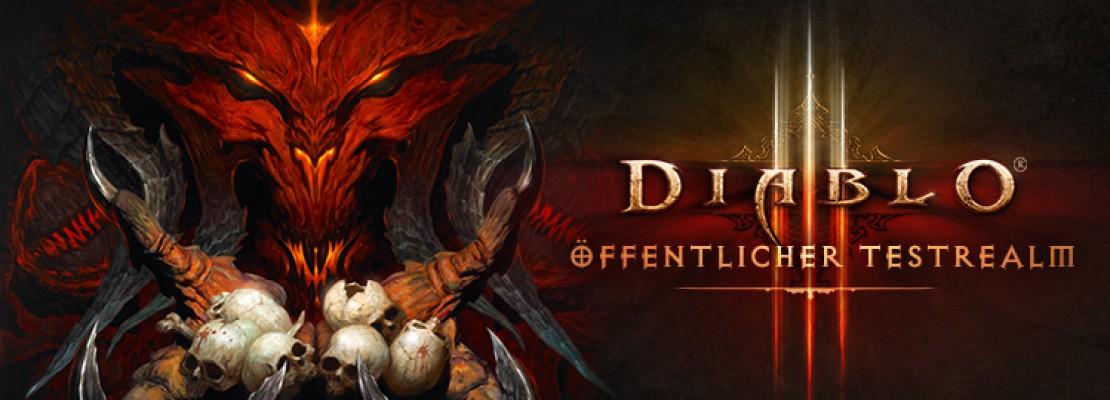 Diablo3: Patch 2.0.1 auf dem PTR endlich verfügbar