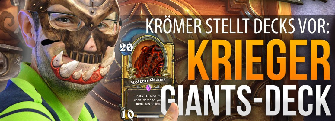 Hearthstone-Decks: Warrior Giants