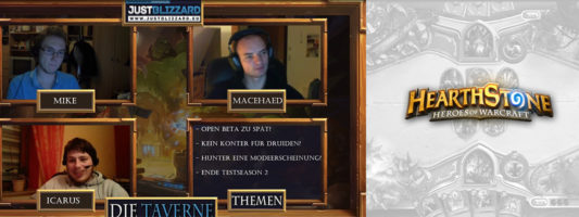 Hearthstone Podcast: Die Taverne #2
